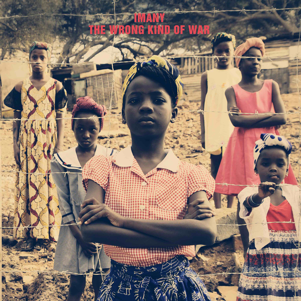 Imany, « Lately » extrait de l'album The wong King of war