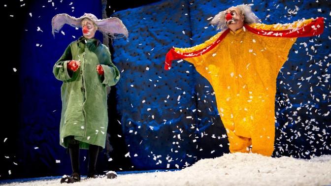 """""""Slava's snowshow"""", un spectacle de cirque contemporain"""