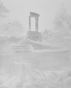 GTB_Vittoria-Gerardi_Pompeii_Tomb of Gens Istacida_Courtesy Galerie Thierry Bigaignon