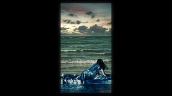 Delessale Antiquités - Nour Awada & Jacques Girault - Bleue, 2015, video 8'35