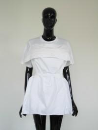 9 organic pillow T-Shirt dress white Cunnington & Sanderson